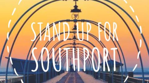 Stand Up For Southport and let's help each other through crisis
