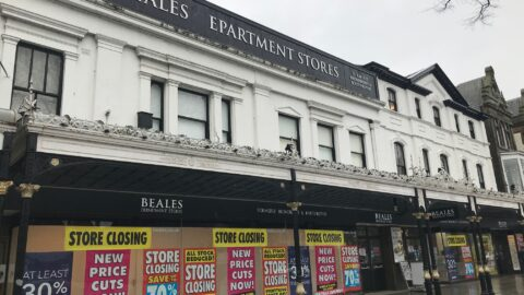 Beales department store in Southport to REOPEN a year after it closed