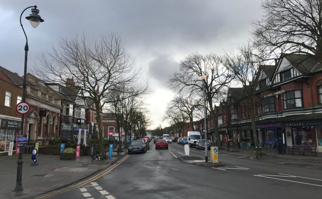 Birkdale Village. Photo by Andrew Brown Media