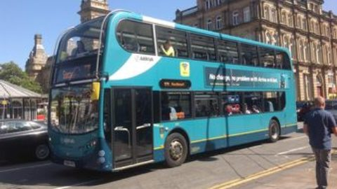 Free bus boost for pupils and elderly during Covid-19 crisis