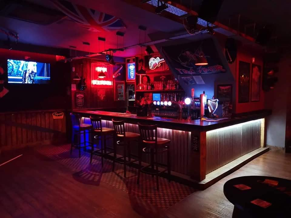 Chop House bar in Southport