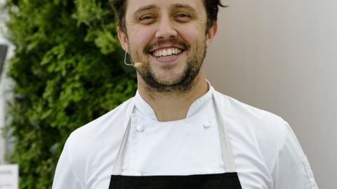 TV celebrity chef Ellis Barrie to star at Southport Flower Show 2020