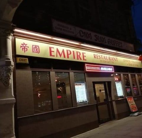 Food Review: Empire Restaurant, Nevill Street, Southport