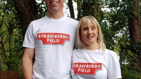 Inspirational blind Southport mum to run London Marathon 2020
