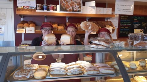 Iconic bakers which worked round the clock says farewell (for now)
