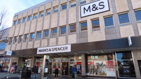 M&S Food Hall remains open with new safety measures for shoppers