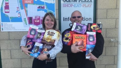 Easter Egg and Southport Foodbank appeals for donations