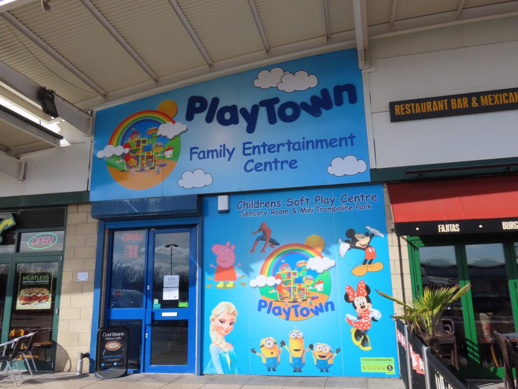 Playtown in Southport. Photo by Andrew Brown Media