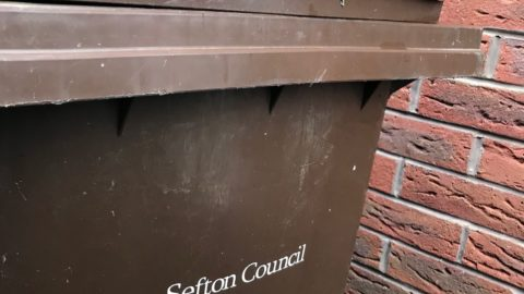 Wheelie bin collections will continue during outbreak says Sefton