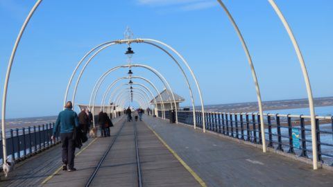 Southport Pier closed to keep people safe during Coronavirus outbreak