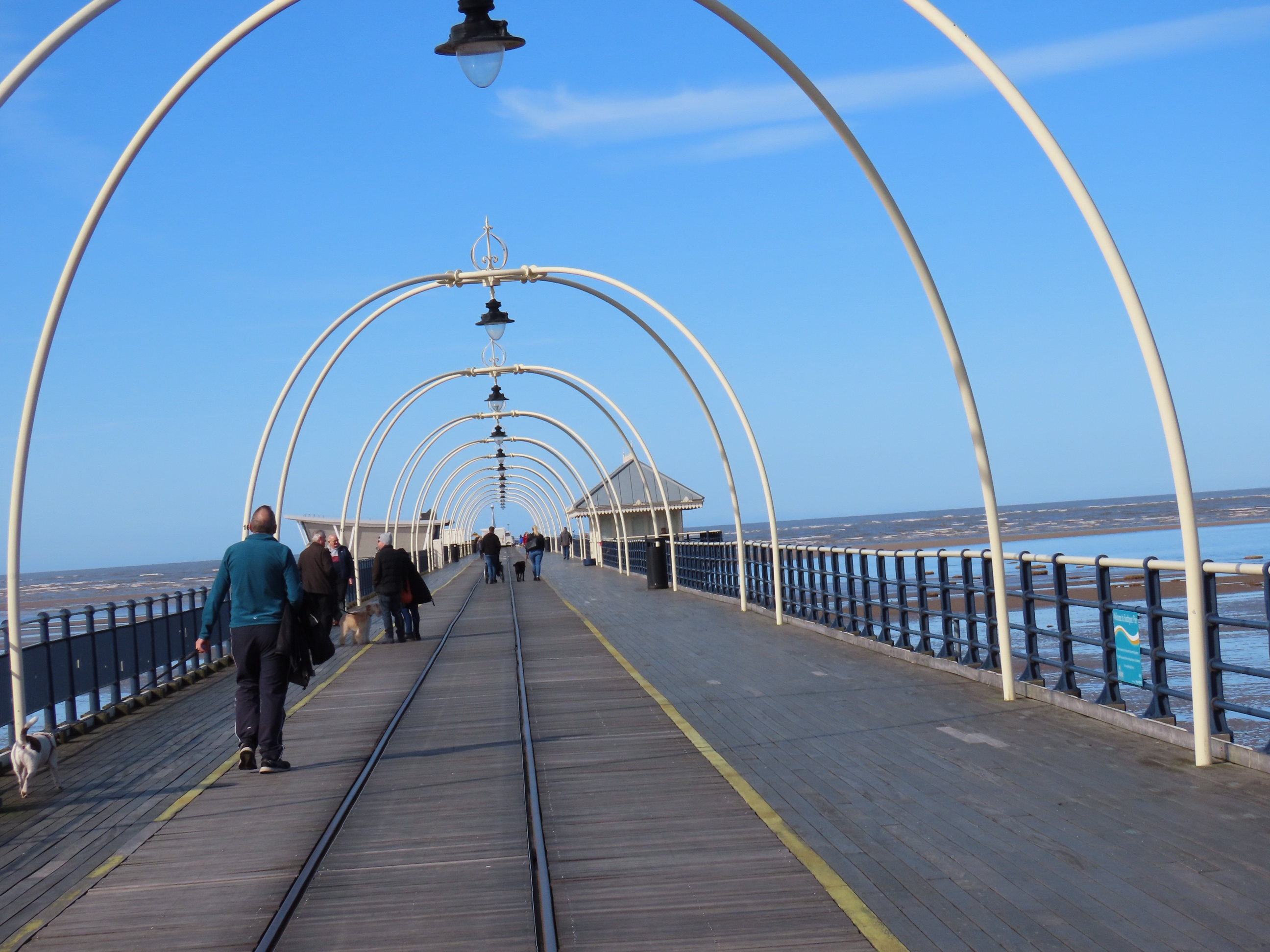 Southport Pier. Photo by Andrew Brown Media