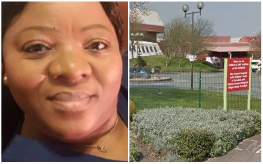 Nurse Josephine Peter, a nurse at Southport Hospital, has died after contracting coronavirus