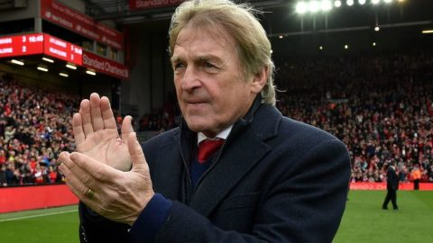 Sir Kenny Dalglish diagnosed with Covid-19 after hospital admission