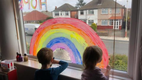 These stunning rainbows in Southport give us all hope we can beat coronavirus