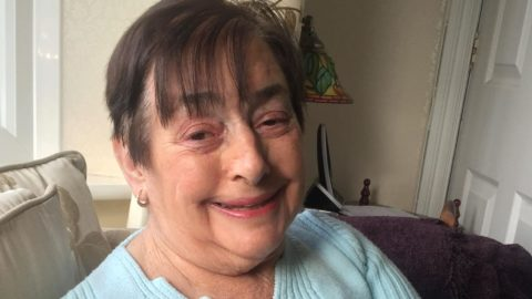 Woman 83 named 'Lazarus' by family recovers from Covid-19 and thanks Southport Hospital staff