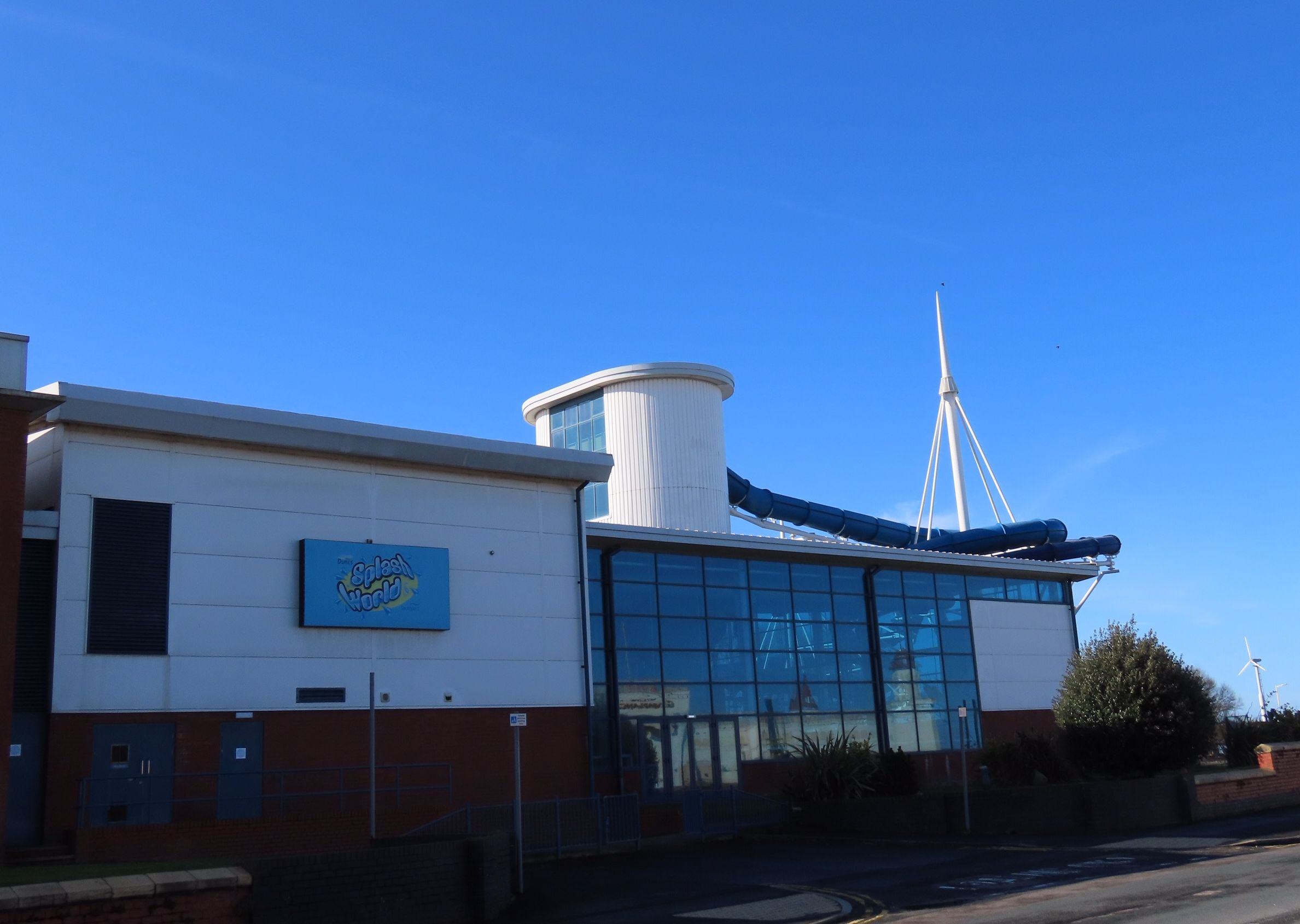 Splash World in Southport. Photo by Andrew Brown Media