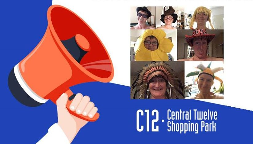 Central 12 retail park in Southport has launched a Southport Superheroes campaign