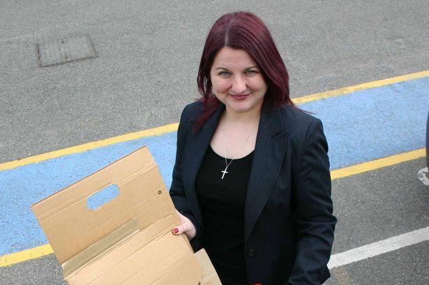 Councillor Trish Hardy