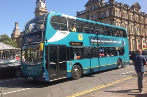 Arriva unveils £1 evening bus fare in support of Southport's night-time economy