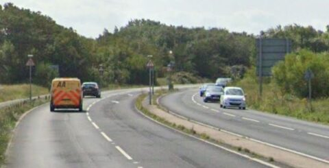 Section of Coastal Road in Southport facing closures as contractors return