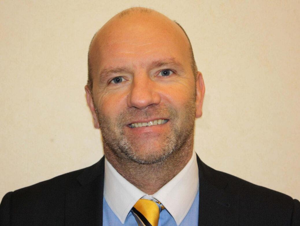 Sefton Council Chief Executive Dwayne Johnson