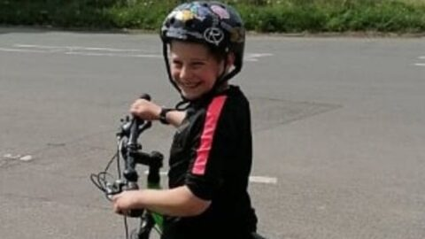 Schoolboy cyclist smashes £1,000 mark in Southport Hospital ICU appeal