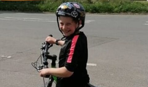 Schoolboy, 11, rides 200 miles to raise money for Southport Hospital ICU