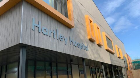 Princess Anne to officially open new £21million Hartley Hospital in Southport