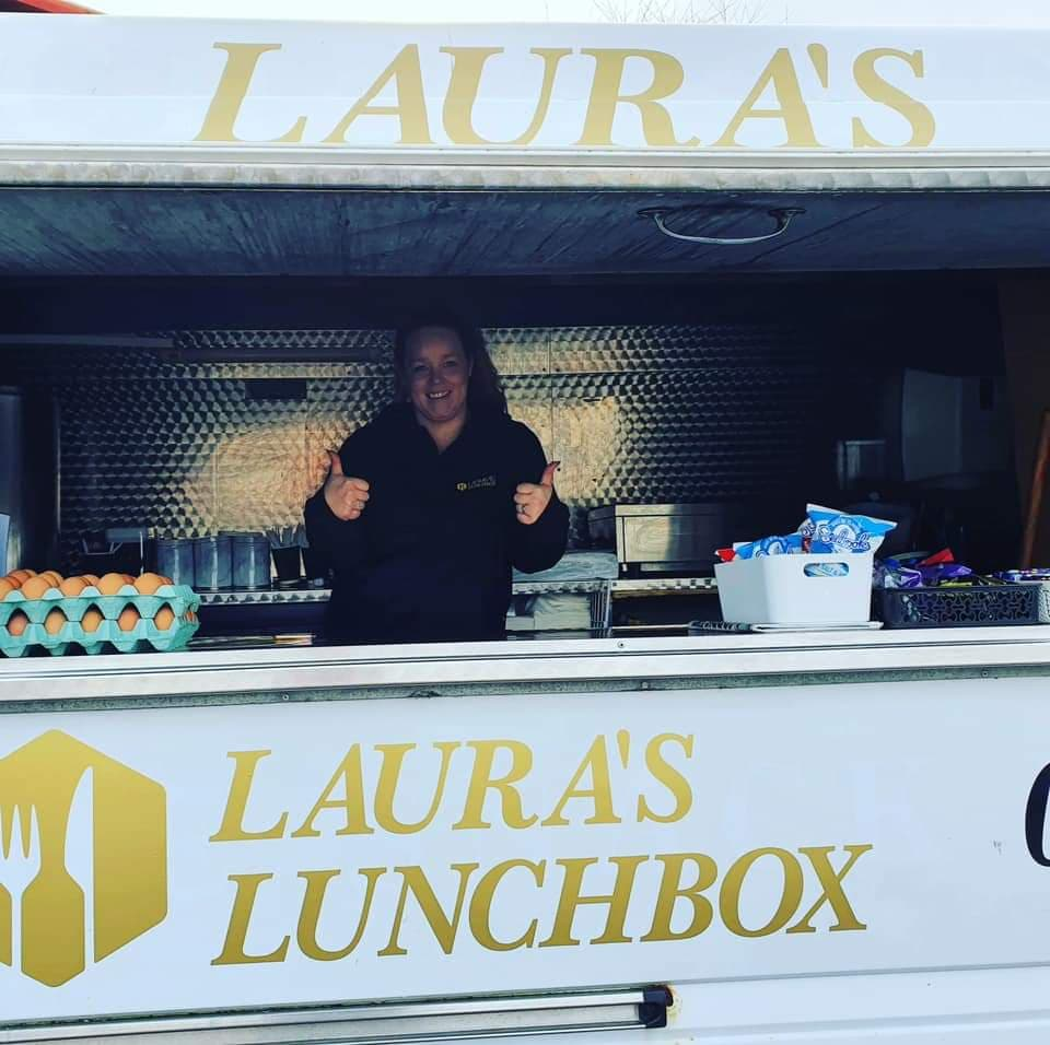 Laura Walker is the owner of Laura's Lunchbox in Southport