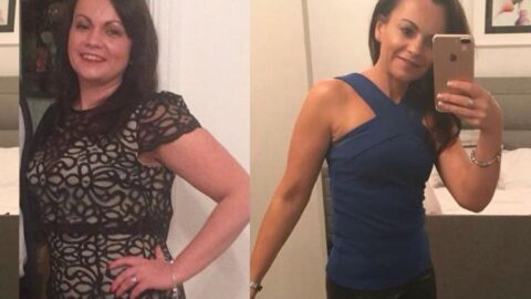 'Personal Training saw me lose 4 stone and changed my life – now I can help change yours'