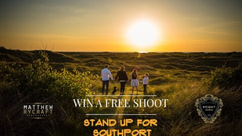 WIN a family outdoor photoshoot with Rycraft Studios in Southport