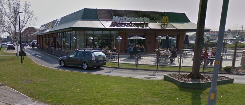 McDonalds in Kew in Southport
