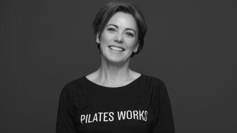 Pilates instructor gains new customers from around the world with her virtual classes