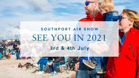 Southport Air Show and British Musical Fireworks 2020 cancelled due to Covid-19 crisis
