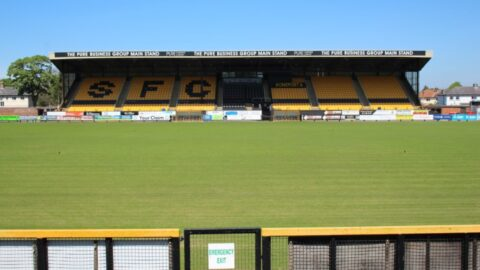 Southport FC welcomes fans back with new 'Walkabout Wednesday'