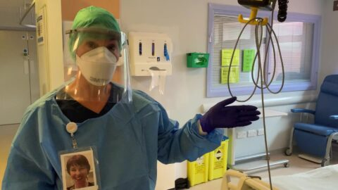 Southport Hospital video reveals how coronavirus patients are being treated in ICU