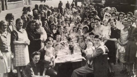 VE Day 75: 'We put away our gas masks as we held our street party in Southport'