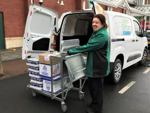 Morrisons champion show support for Southport good causes hit by coronavirus pandemic