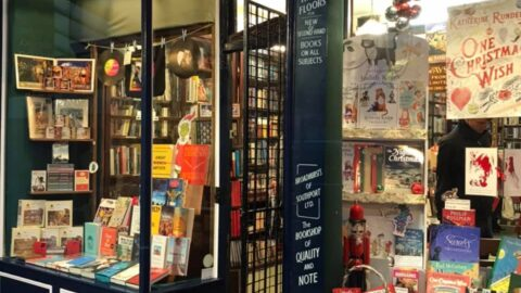 'When shops in Southport reopen this book shop is the first place I'll go…'