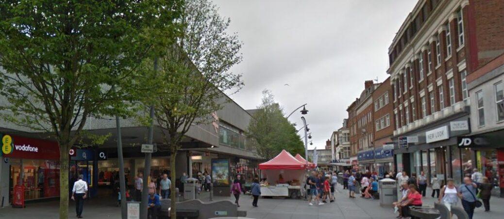 Chapel Street in Southport