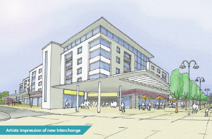 A state-of-the-art interchange facility (including bus / train / pedestrian / cycle), a new multi-storey car park, offices, cafes and convenience shops could be built in Southport town centre Under Southport Town Deal plans