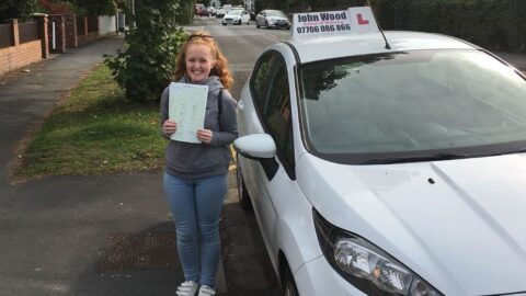 Driving instructors delighted as lessons given green light to resume