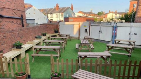 Southport pub creates new 'Oasis' as venue prepares to reopen