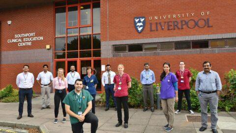 Southport Hospital plays part in life-saving Coronavirus drug discovery