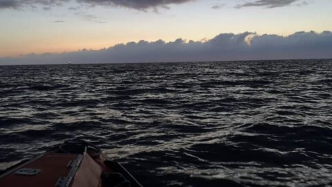 Southport Lifeboat report success after joining search to find missing man