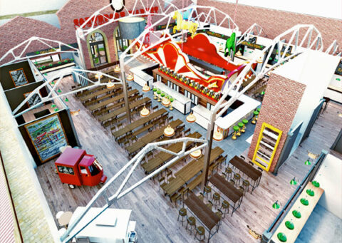 Southport Market £1.4m revamp aims to attract new creative businesses to town's Market Quarter