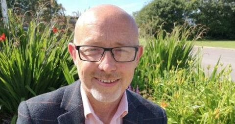 Southport Flower Show: 10 things you didn't know about new General Manager Alan Adams