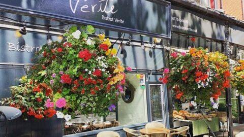 Bistrot Vérité celebrates reopening on Bastille Day after four months in lockdown