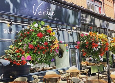 Bistrot Vérité celebrates reopening on Bastille Day after four months in lockdown