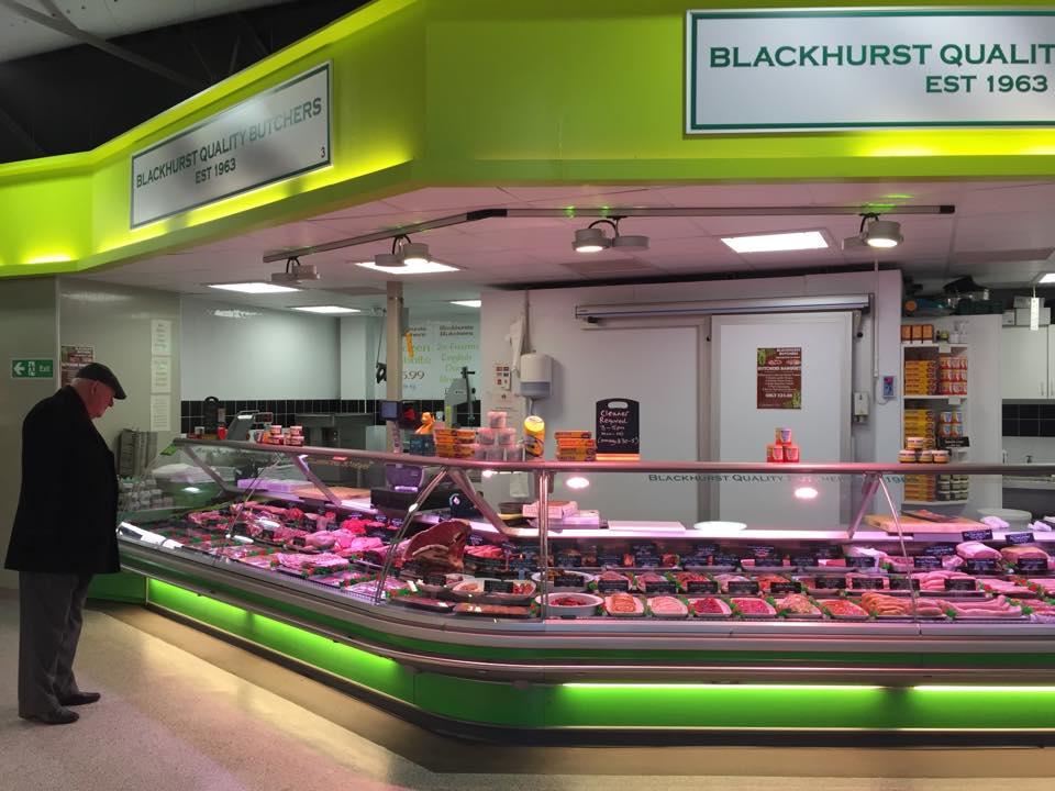 Blackhurst Butchers in Southport